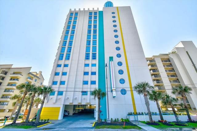 2301 S Ocean Blvd. #704, North Myrtle Beach, SC 29582 (MLS #2106733) :: Jerry Pinkas Real Estate Experts, Inc