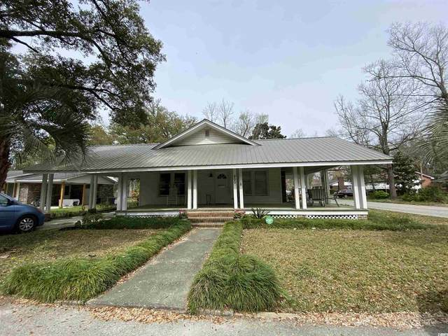 900 11th Ave., Conway, SC 29526 (MLS #2106737) :: Armand R Roux | Real Estate Buy The Coast LLC