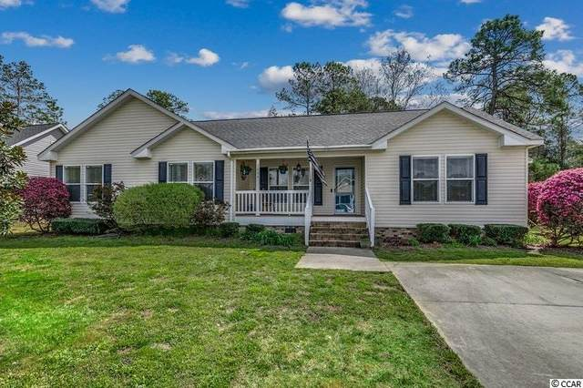 1316 Weldon Ln., Conway, SC 29526 (MLS #2106743) :: Grand Strand Homes & Land Realty