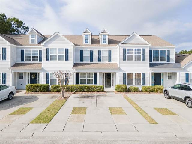 1302 Harvester Circle #1302, Myrtle Beach, SC 29579 (MLS #2106749) :: The Litchfield Company