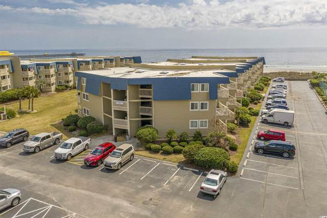 9660 Shore Dr. #120, Myrtle Beach, SC 29572 (MLS #2106756) :: Sloan Realty Group
