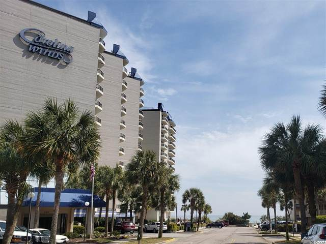 200 76th Ave. N #602, Myrtle Beach, SC 29572 (MLS #2106759) :: The Lachicotte Company