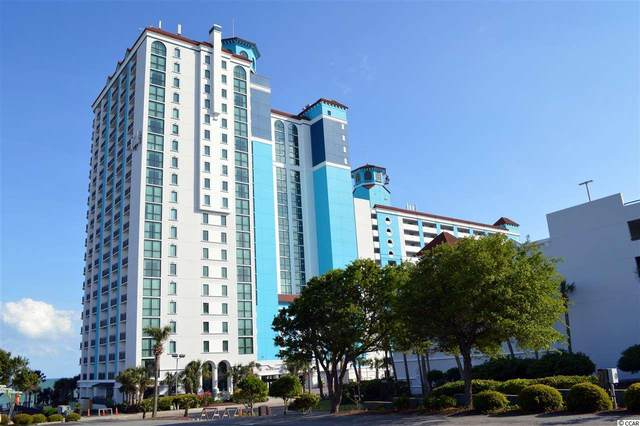 3000 N Ocean Blvd. N #2109, Myrtle Beach, SC 29577 (MLS #2106764) :: The Lachicotte Company