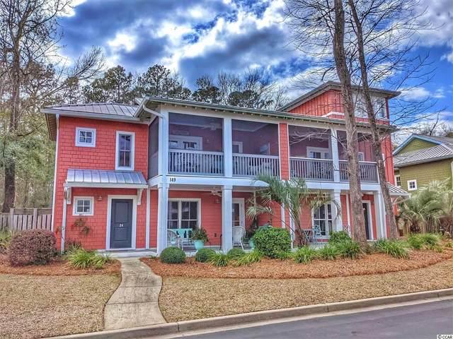 149 Lumbee Circle #24, Pawleys Island, SC 29585 (MLS #2106779) :: Jerry Pinkas Real Estate Experts, Inc