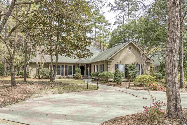 4604 Carriage Run Dr., Murrells Inlet, SC 29576 (MLS #2106781) :: The Greg Sisson Team