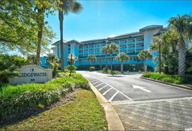 601 E Retreat Beach Circle #417, Pawleys Island, SC 29585 (MLS #2106787) :: Jerry Pinkas Real Estate Experts, Inc
