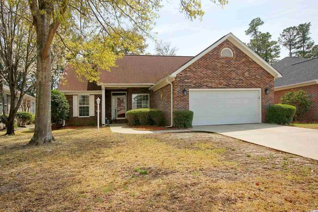 1006 Sand Dollar Ct., North Myrtle Beach, SC 29582 (MLS #2106789) :: James W. Smith Real Estate Co.