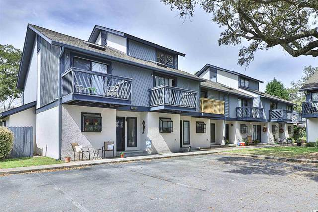 504 30th Ave. N #5, Myrtle Beach, SC 29577 (MLS #2106790) :: The Litchfield Company