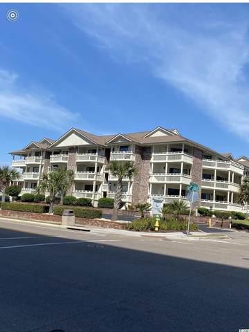 2805 N Ocean Blvd. #201, Myrtle Beach, SC 29577 (MLS #2106794) :: The Greg Sisson Team