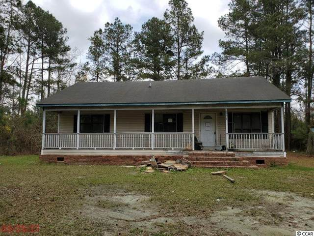7504 Highway 521, Salters, SC 29590 (MLS #2106809) :: The Litchfield Company