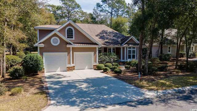 921 Heshbon Dr., North Myrtle Beach, SC 29582 (MLS #2106810) :: The Litchfield Company