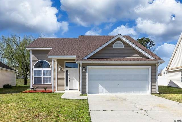 402 Wallingford Circle, Myrtle Beach, SC 29588 (MLS #2106820) :: Armand R Roux | Real Estate Buy The Coast LLC