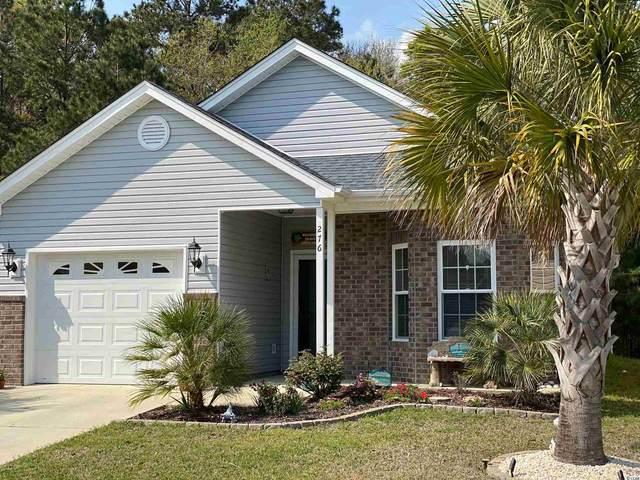 276 Palm Cove Circle, Myrtle Beach, SC 29588 (MLS #2106834) :: Duncan Group Properties