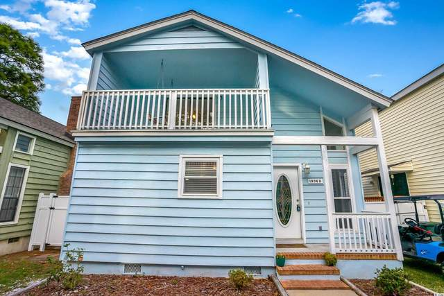 1906 Edge Dr., North Myrtle Beach, SC 29582 (MLS #2106844) :: Jerry Pinkas Real Estate Experts, Inc