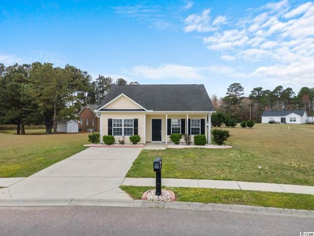 277 Cottage Creek Circle, Conway, SC 29527 (MLS #2106859) :: Armand R Roux | Real Estate Buy The Coast LLC