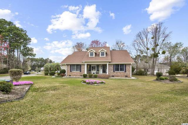 416 Seneca River Rd., Myrtle Beach, SC 29588 (MLS #2106862) :: The Litchfield Company