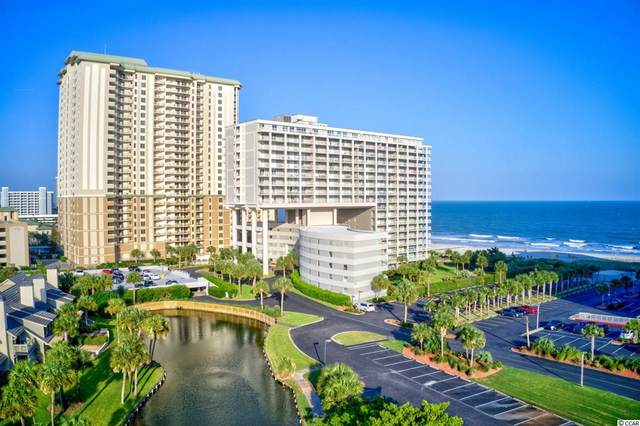 9994 Beach Club Dr. #1203, Myrtle Beach, SC 29572 (MLS #2106866) :: Jerry Pinkas Real Estate Experts, Inc