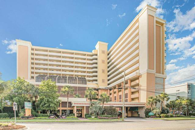 6900 N Ocean Blvd. #301, Myrtle Beach, SC 29572 (MLS #2106886) :: Team Amanda & Co