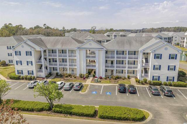 901 West Port Dr. #204, North Myrtle Beach, SC 29582 (MLS #2106943) :: Team Amanda & Co