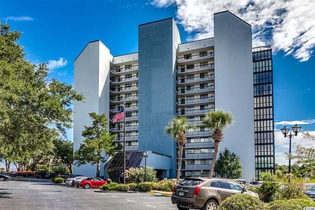 311 69th Ave. N #1202, Myrtle Beach, SC 29572 (MLS #2106957) :: Dunes Realty Sales