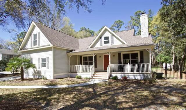 196 Old Cedar Loop, Pawleys Island, SC 29585 (MLS #2106964) :: James W. Smith Real Estate Co.