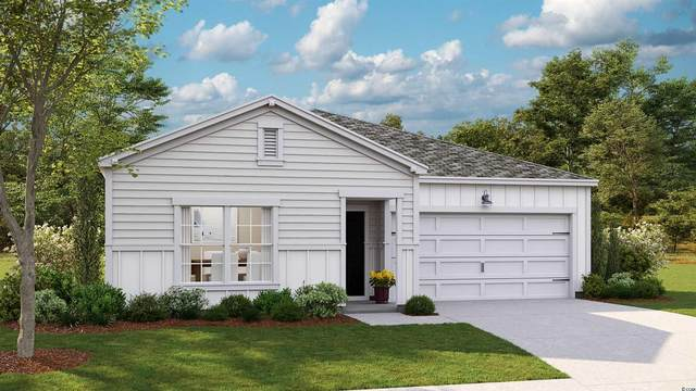 152 Timber Oaks Dr., Myrtle Beach, SC 29588 (MLS #2106968) :: The Litchfield Company