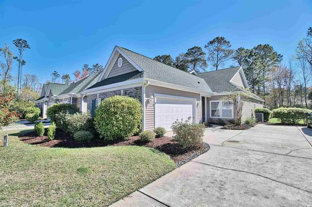 304 Nut Hatch Ln. D, Murrells Inlet, SC 29576 (MLS #2106972) :: The Litchfield Company