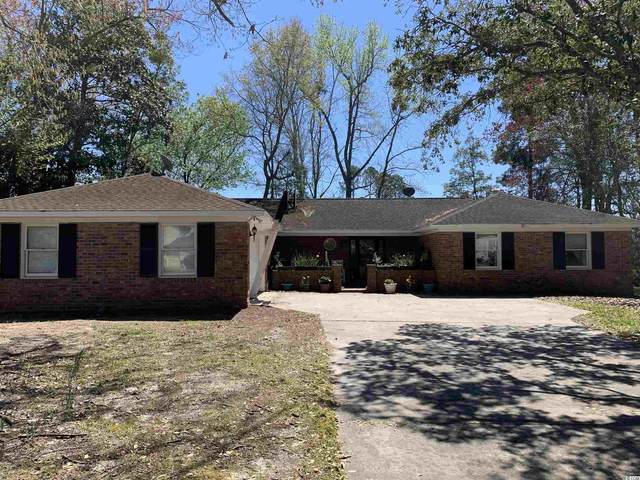 1565 Crooked Pine Dr., Surfside Beach, SC 29575 (MLS #2107000) :: Surfside Realty Company