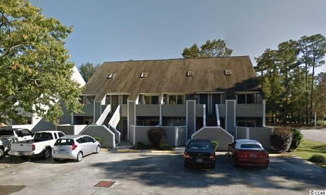 400 Cambridge Circle L-8, Murrells Inlet, SC 29576 (MLS #2107002) :: The Litchfield Company