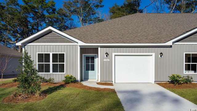 168 Sea Shell Dr. #18, Murrells Inlet, SC 29576 (MLS #2107039) :: Jerry Pinkas Real Estate Experts, Inc