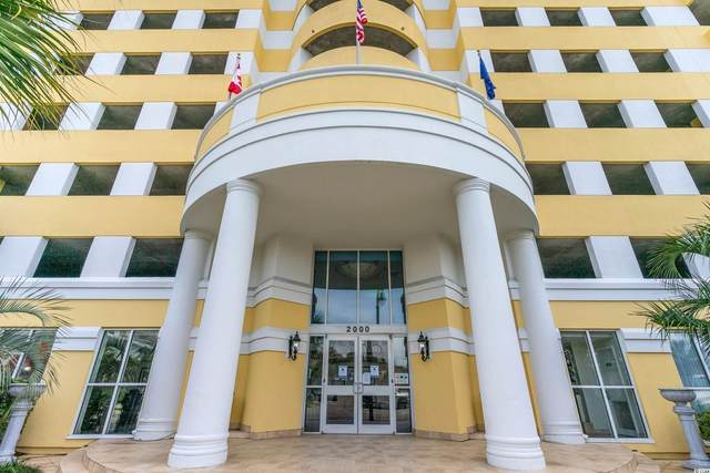 2000 N Ocean Blvd. #1403, Myrtle Beach, SC 29577 (MLS #2107044) :: Sloan Realty Group