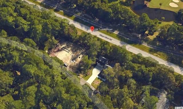 188 Tuckers Rd., Pawleys Island, SC 29585 (MLS #2107071) :: The Litchfield Company