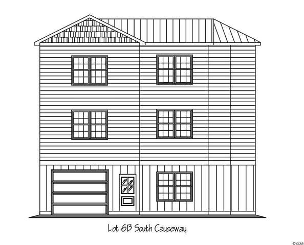 60 Minnow Dr., Pawleys Island, SC 29585 (MLS #2107075) :: James W. Smith Real Estate Co.
