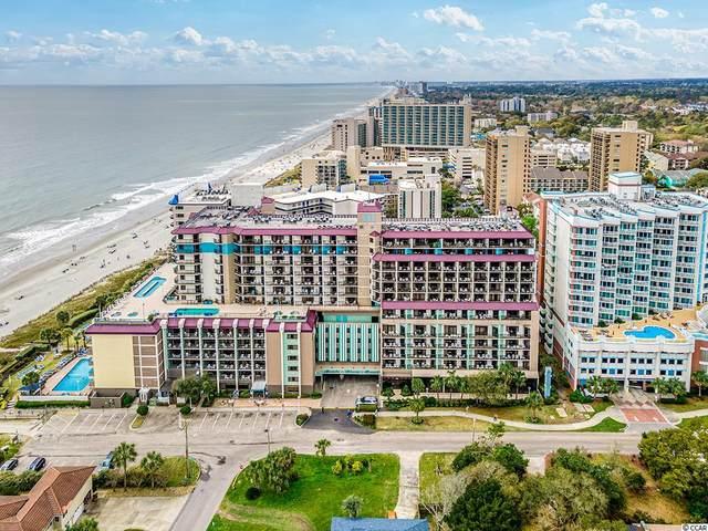 201 77th Ave. N #1032, Myrtle Beach, SC 29572 (MLS #2107090) :: Dunes Realty Sales