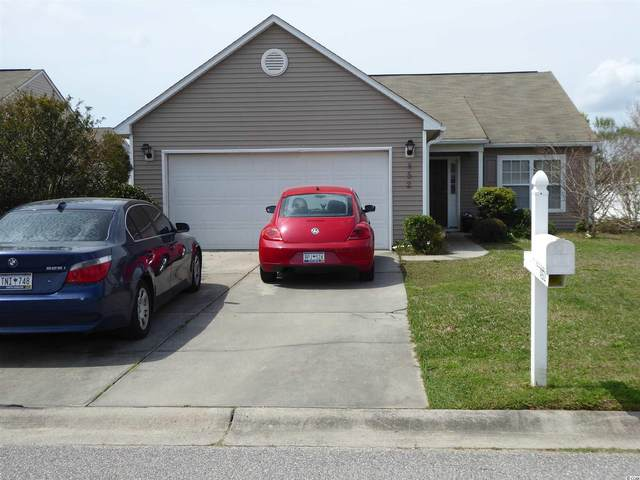 452 Palm Frond Dr., Myrtle Beach, SC 29588 (MLS #2107092) :: Surfside Realty Company