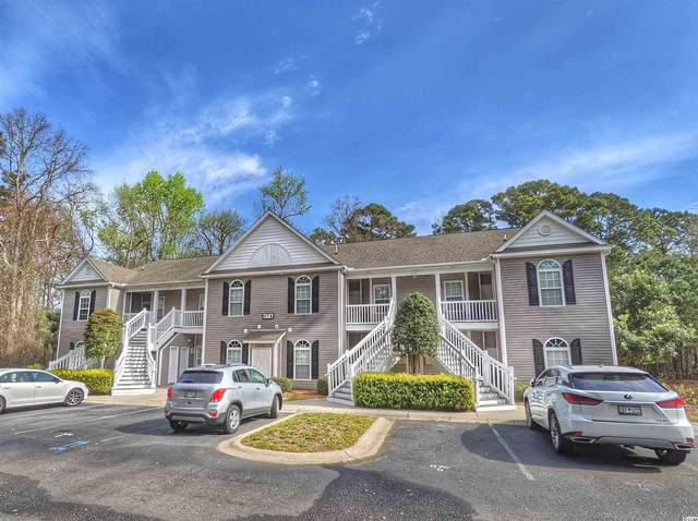 674G Algonquin Dr. 674-G, Pawleys Island, SC 29585 (MLS #2107094) :: Team Amanda & Co
