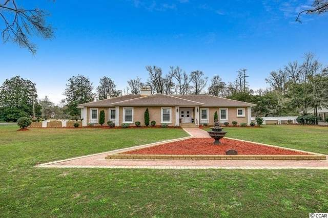 1308 Lakeland Dr., Conway, SC 29526 (MLS #2107096) :: Surfside Realty Company