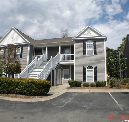 911 Algonquin Dr. D, Pawleys Island, SC 29585 (MLS #2107100) :: James W. Smith Real Estate Co.