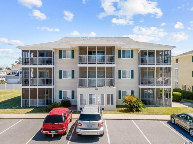 208 Landing Rd. G, North Myrtle Beach, SC 29582 (MLS #2107107) :: The Litchfield Company