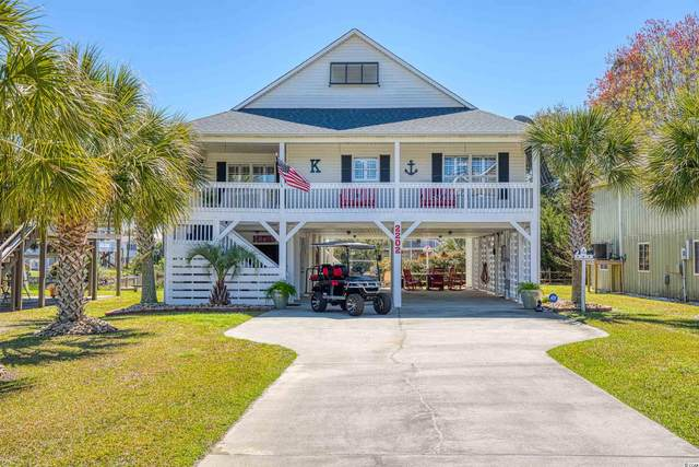 2202 Chestnut St., North Myrtle Beach, SC 29582 (MLS #2107115) :: The Litchfield Company