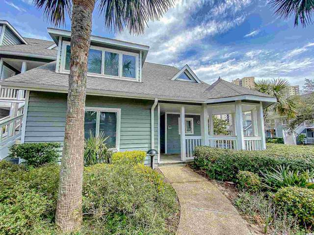 705 Appleby Way 8-D, Myrtle Beach, SC 29572 (MLS #2107132) :: Garden City Realty, Inc.