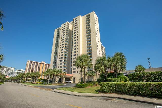 8560 Queensway Blvd. #2107, Myrtle Beach, SC 29572 (MLS #2107133) :: Jerry Pinkas Real Estate Experts, Inc