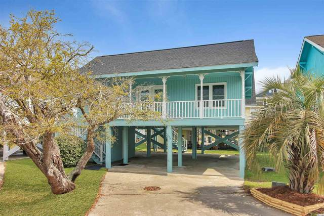 149 Easy St., Murrells Inlet, SC 29576 (MLS #2107136) :: The Litchfield Company