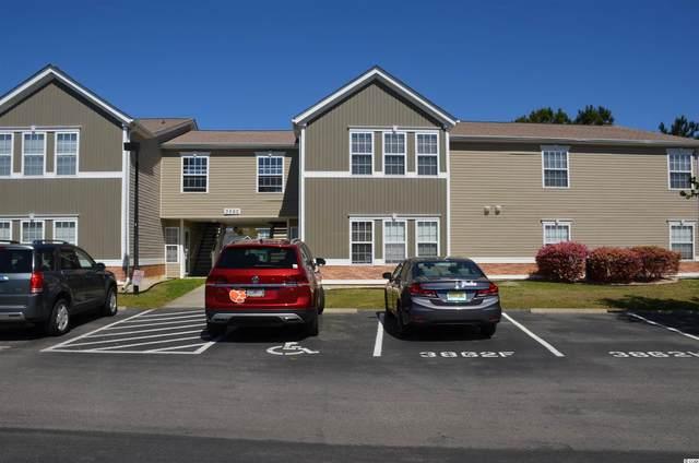 3862 Maypop Circle F, Myrtle Beach, SC 29588 (MLS #2107143) :: Jerry Pinkas Real Estate Experts, Inc