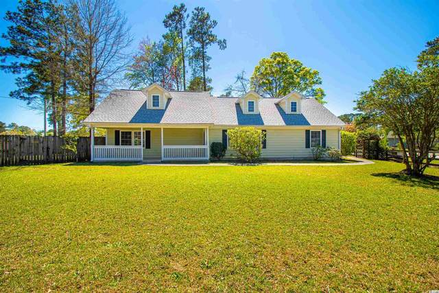 713 Bonnie Dr., Myrtle Beach, SC 29588 (MLS #2107151) :: The Litchfield Company
