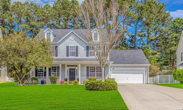 388 Blackberry Ln., Myrtle Beach, SC 29579 (MLS #2107159) :: Sloan Realty Group