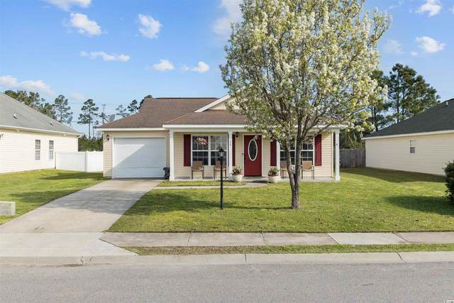 108 Carolina Pointe Way, Little River, SC 29566 (MLS #2107189) :: Surfside Realty Company
