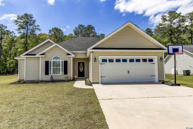 297 Mcarthur Dr., Conway, SC 29527 (MLS #2107224) :: Sloan Realty Group