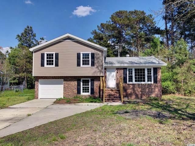 3900 Heron Circle, Myrtle Beach, SC 29579 (MLS #2107225) :: Jerry Pinkas Real Estate Experts, Inc