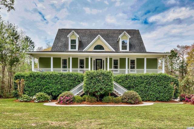 201 Freeman Dr., Georgetown, SC 29440 (MLS #2107228) :: The Litchfield Company